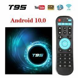Aparelho Smart T95 Dual Band 5G