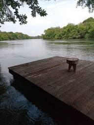 Título do anúncio: sitio 50 hac nas margem do rio manso -mt .