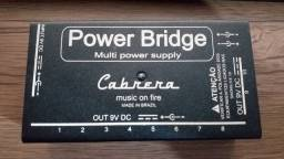 Fonte Power Bridge Cabrera Fire Custom Shop