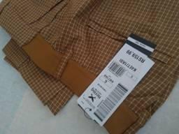 Duas calças Hering pelo preço de uma, novas