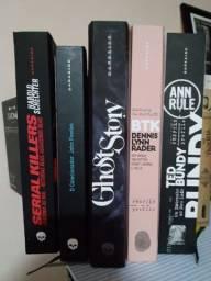kit de livros da Darkside