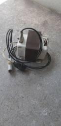 Transformador 220v para 110v usado bom
