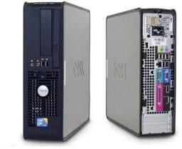 CPU Dell Optiplex Core 2 Duo+4GB Ram DDR3+HD320GB- Exc p/ Trab+Wi-Fi+Entrega