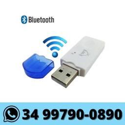 Receptor Bluetooth de Audio USB Som Carro