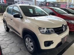 Renault Kwid Zen 1.0 2020 Completo! Revisado / Garantia / Aceito Trocas!!