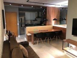 Apartamento com 3 dormitórios à venda, 75 m² por R$ 400.000 - Parque Amazônia - Goiânia/GO