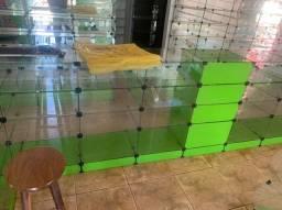 Parteleiras em vidro, venha fazer seu orçamento