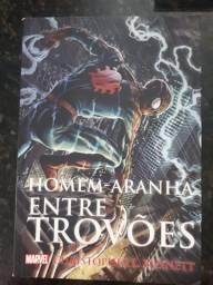 Livro: Homem Aranha entre Trovões - Marvel