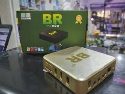 Título do anúncio: Tv box BR