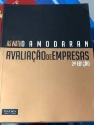 Livro Avaliação de empresas