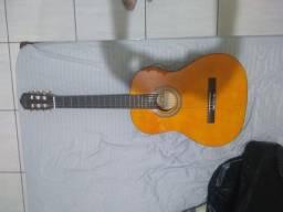 violão nylon + capa