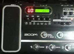 Pedaleira Zoom G9.tt + Case