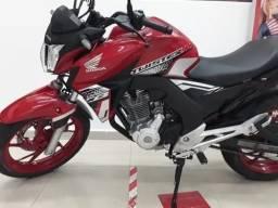 Honda CB Twister 250abs 2020