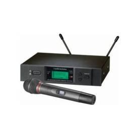 Microfone sem fio Audio-Technica ATW-3141bD