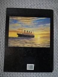 Titanic: O Naufrágio - Leo Marriott - Raríssimo e em Ótimo estado!
