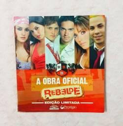 A obra oficial Rebelde - RBD