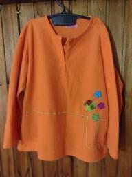 824 - Pijama soft feminino - Tam G