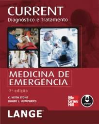 Current medicina de emergência (diagnóstico e tratamento) - PDF