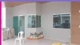 Aguas Claras Com 3 Quartos Casa com fino Acabamento