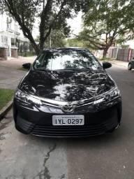 Corolla Gli 1.8 2018/2018 Preto - 2018