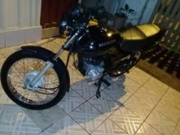 Moto Fan Cg 125 ano 2008 - 2008