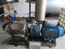 Compressor sabroe pra máquina de gelo