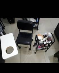 Cadeira manicura