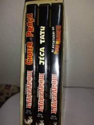 Dvds 3 filmes Mazzaropi