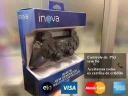 Controle Ps3 inova Original com entreg - aceito cartão
