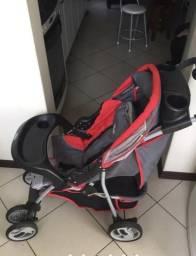Carrinho para Bebê 3 em 1