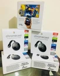 Chromecast 2 2017 Chrome Hdmi 1080p