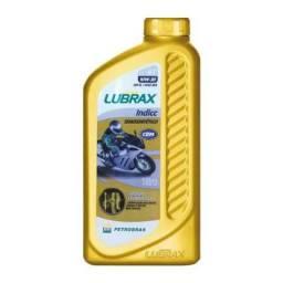 Óleo para motor Lubrax 10w30 trocado!