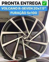 Rodas Volcano R-Seven - Aro 20