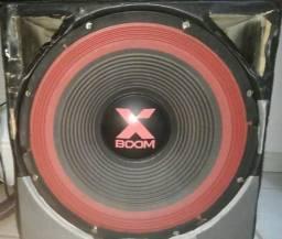 Fone de 15 XBOOM + cx