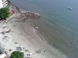 Sala Living na praia dos Milionários - São Vicente