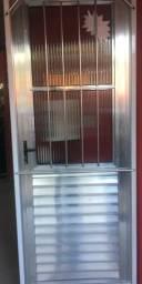 Porta Alumínio - 80cm