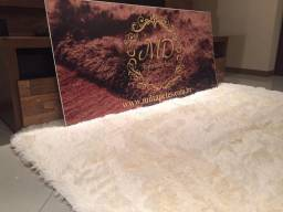 Tapetes de luxo novos - Realizamos entregas - Whats 021.964665530