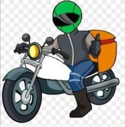 Preciso de motoboy