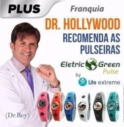 Pulseira Eletric Green Pulse
