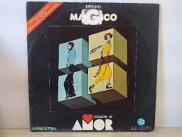LP Espelho Mágico - Coquetel de Amor- Internacional - 1977
