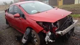 Peugeot 408 2.0 16v flex 2013 - vendido em peças