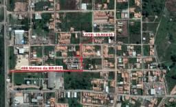 Vendo Lote de esquina em Imperatriz , 10,50X30, no Jardim Topical