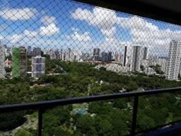 Alugo 4 quartos, 3 vagas, em Frente ao Parque da Jaqueira, 5 minuto dos Colégios