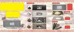 Vendo Marmoraria Com Estoques - Fábrica de Pias de Granito