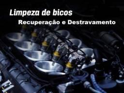 Limpeza de bico injetor e recuperação automotiva injeção eletronica