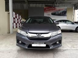 Honda 2015 city ex 1.5 Flex Automatico cvt completo apenas 38000 km confira! - 2015