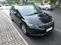Honda Civic LXS 1.8 Flex - Manual - 2014/2015 - 2015