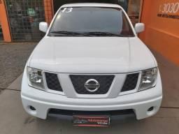 Nissan - Frontier 2.5 XE Completa R$ 58.900,00 - 2013