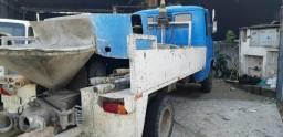 Caminhão bomba estacionaria P88 schwing 65mil - 1982