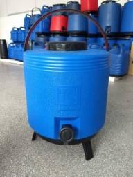 Garrafa botijão térmico termolar 8 litros usado